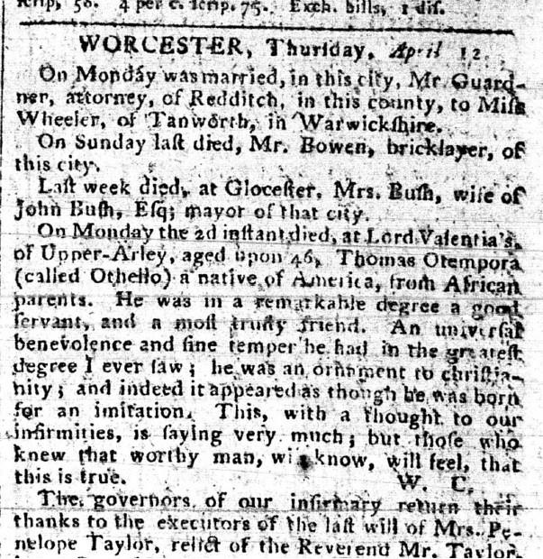 Black and white capture of newspaper containing birth, death and marriage notices.